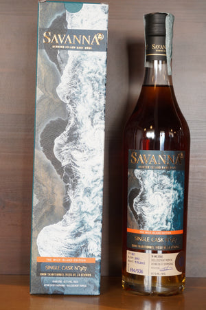 Rhum Savanna The Wild Island Edition 16YO