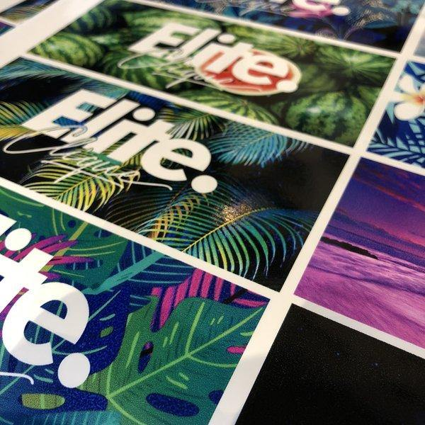 Elite Clique Slap Stickers 12 for 99p