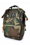 Anello Canvas Backpack Camo