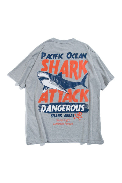 Shark Attack Casual Tshirt