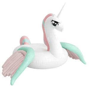 bouee licorne gonflable beau soleil little pony