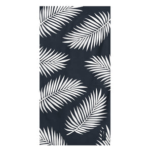 serviette de plage palm beach design
