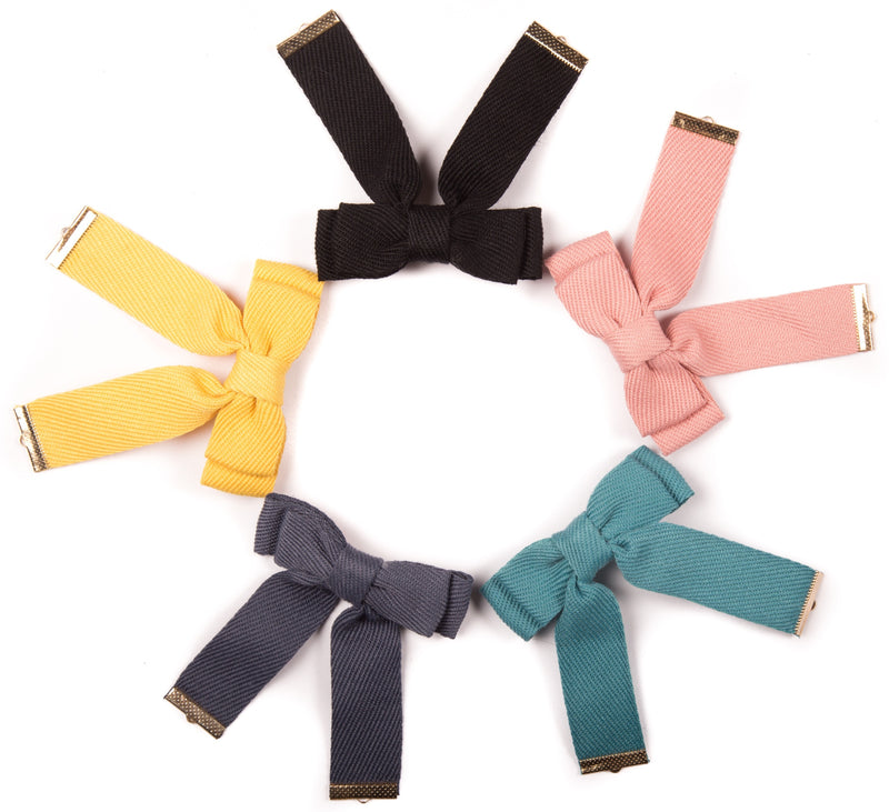 Medium Bow Hair Clip