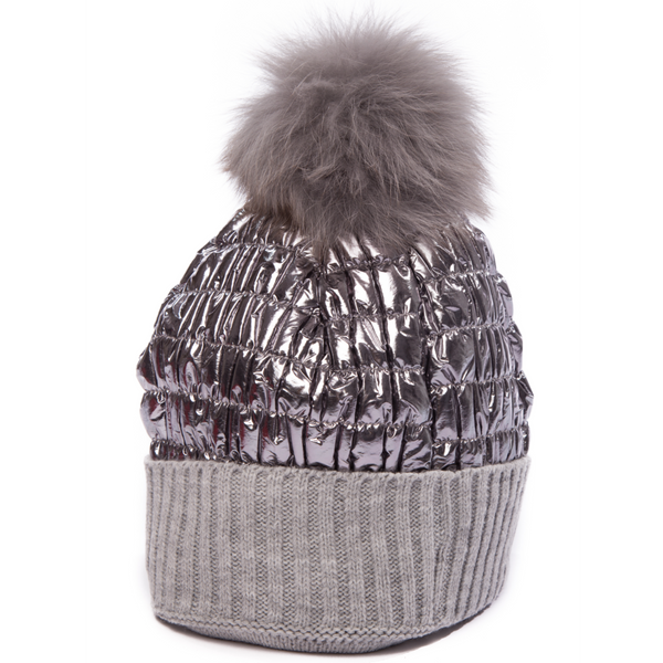 Women's Winter Pompom Hat