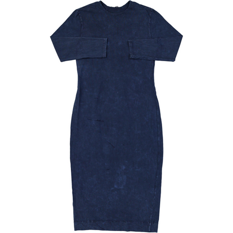 Women's Stonewash Shell Dress