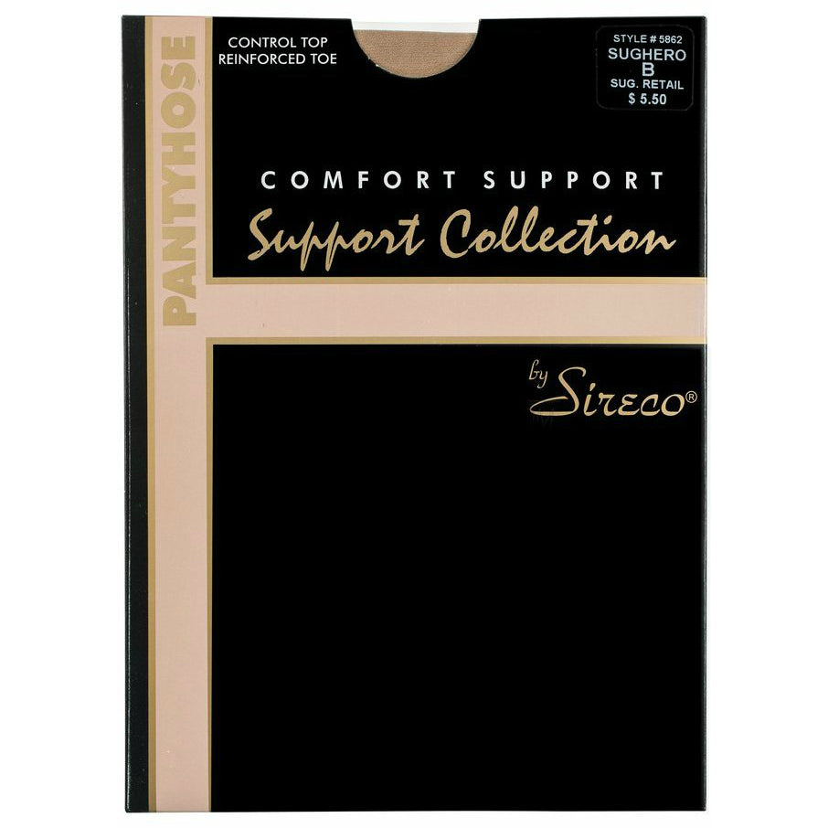 SIRECO Comfort Support Pantyhose