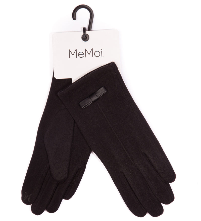 Women's Gloves with Bow