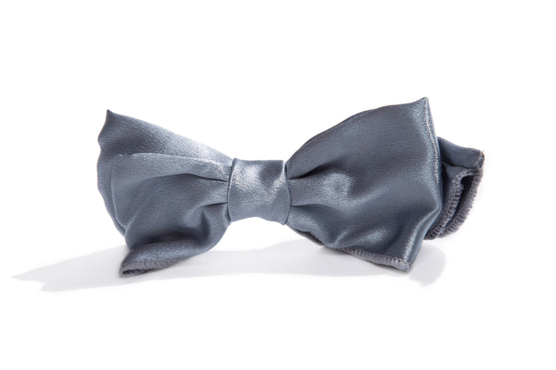 Satin Bow Hairclip