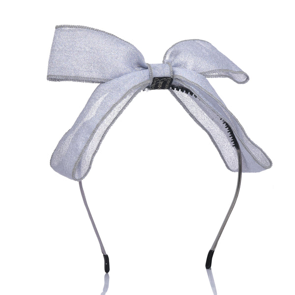 Net Bow Hairband