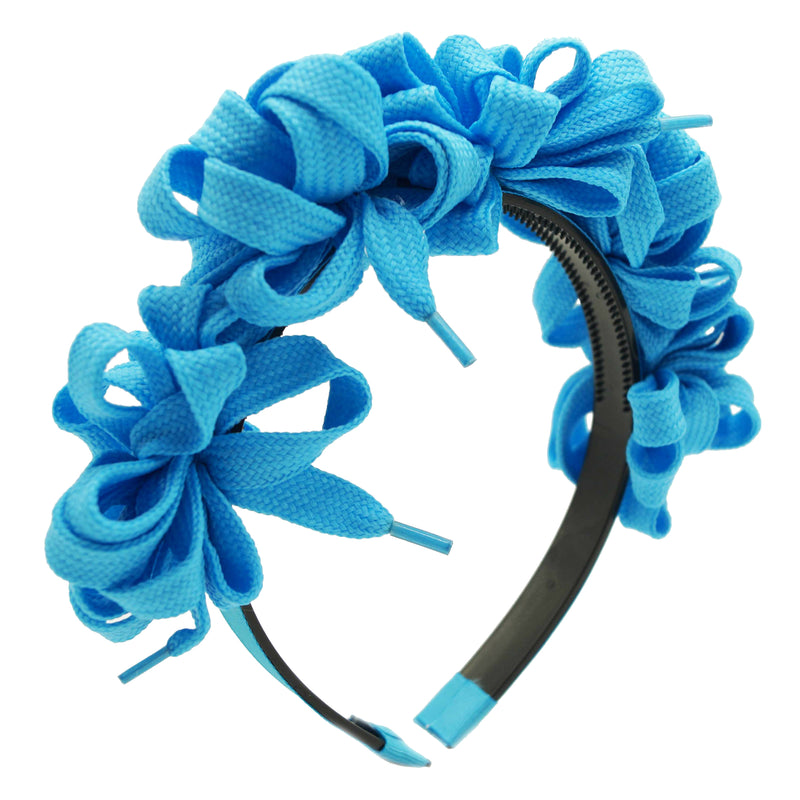 Girls Shoelace Hairband