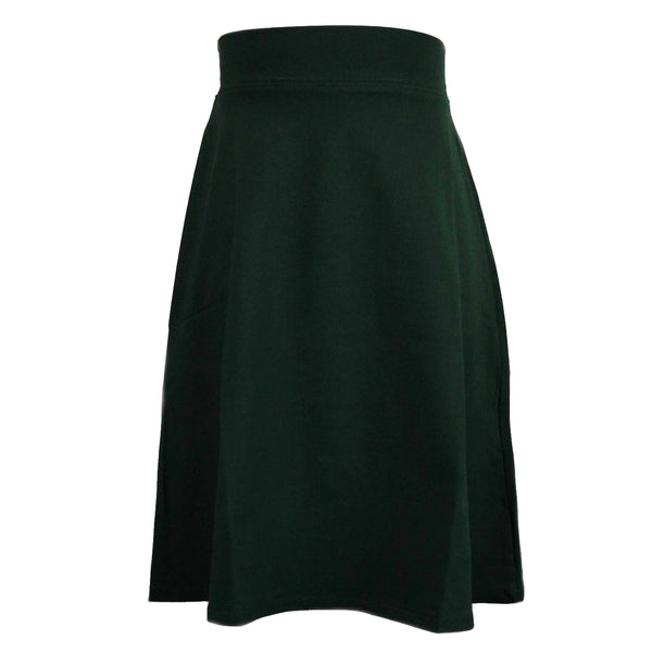 Girls Cotton Blend Skirt
