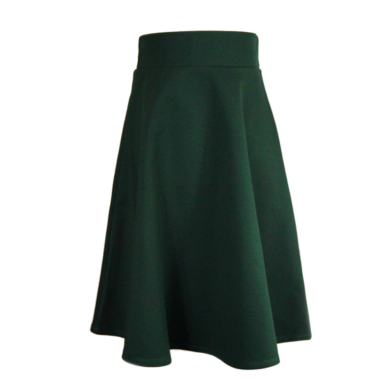 Girls Skater Skirt - Basic Colours