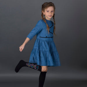 BLINQ Hopscotch Knee High Sock