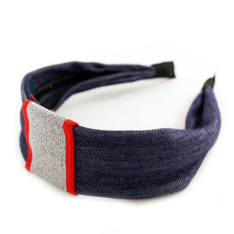 Elastic Centre Headband