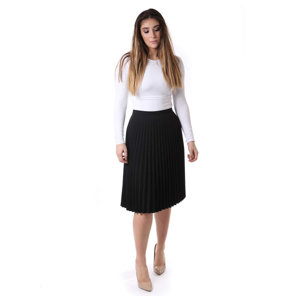 Ladies Accordion Pleated Skirt
