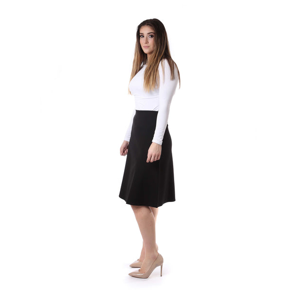 Ladies Circle Skater Skirt
