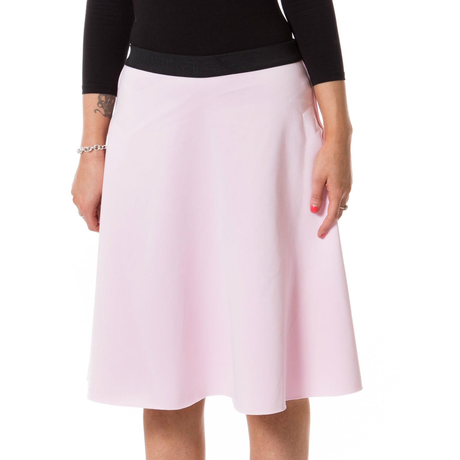 Ladies Reversible Scuba Skirt