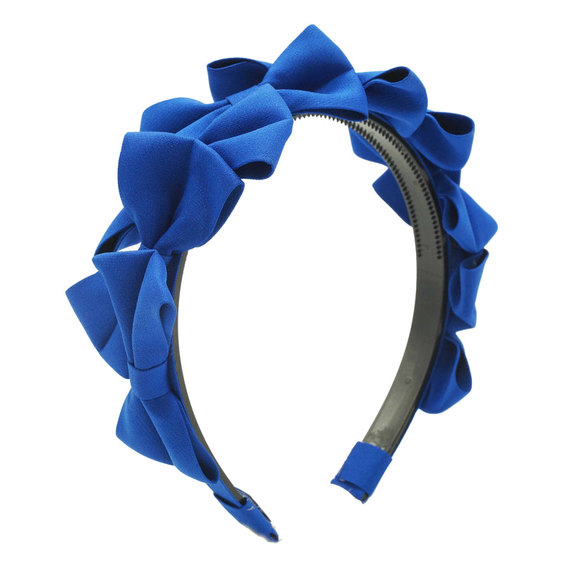 Multiple Bow Hairband