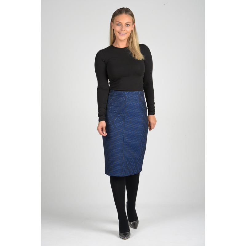 Long modest ladies every day casual or formal designer skirt
