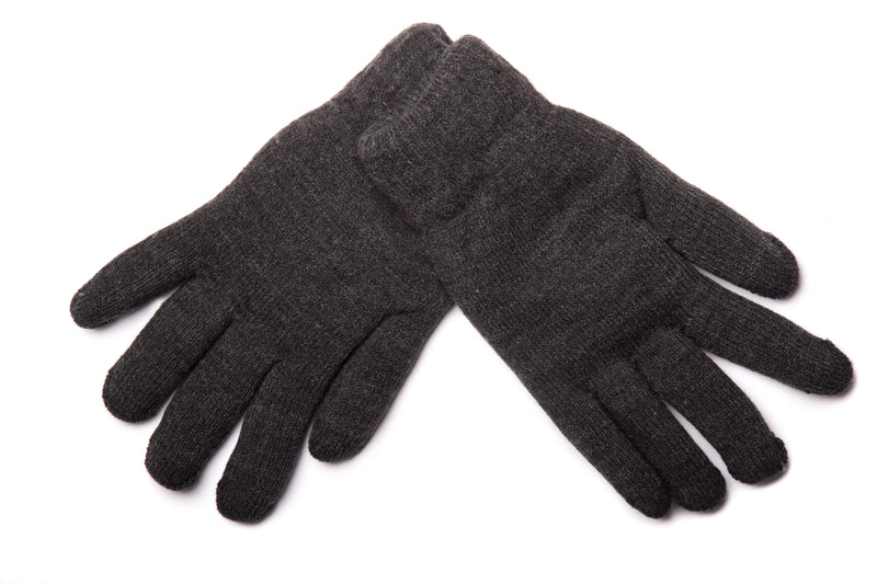 Warm Gloves with Fur Inside