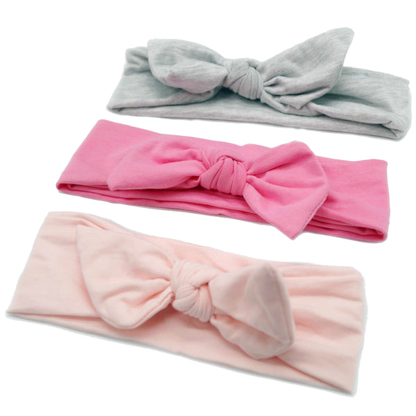 Babies Simplistic Bow Hairband