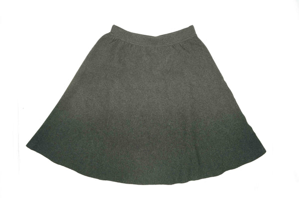 Girls Soft Knit Ombre Skirt