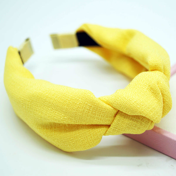 Textured Twist Knot Hairband