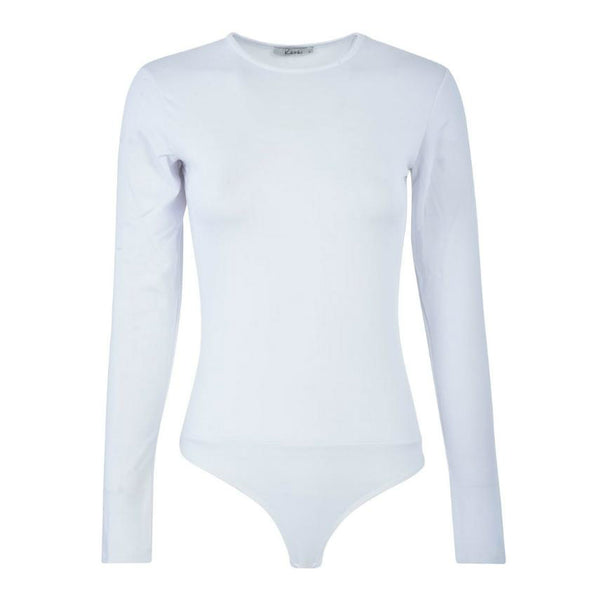 Adult Long Sleeve Lycra Bodysuits
