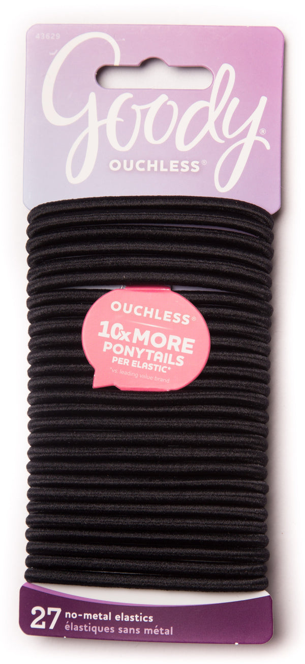 No-Metal Hair Elastics