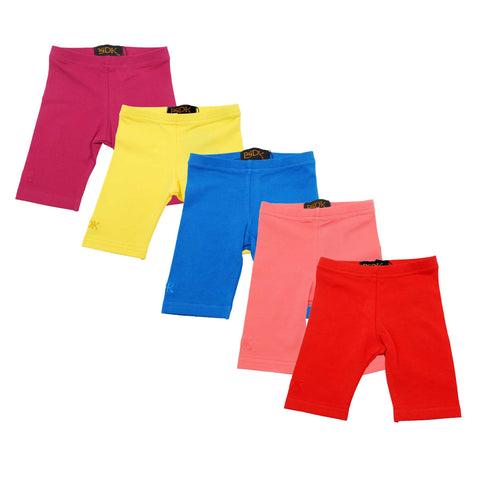 Cotton Short Leggings - Colours