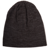 Women's Ribbed Cotton Beanie