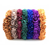 colours galore of hair accessories, bands, clips, bows