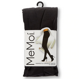 MEMOI Perfectly Opaque Control Top Tights