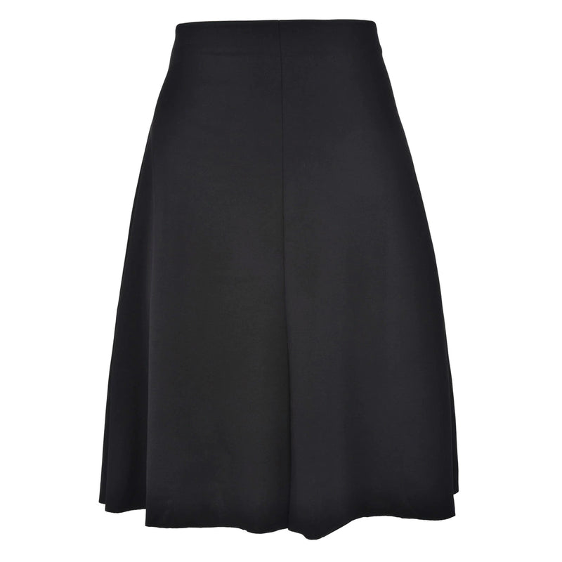 black womens modest long skirt clothing fashion winter all year round wear dress
