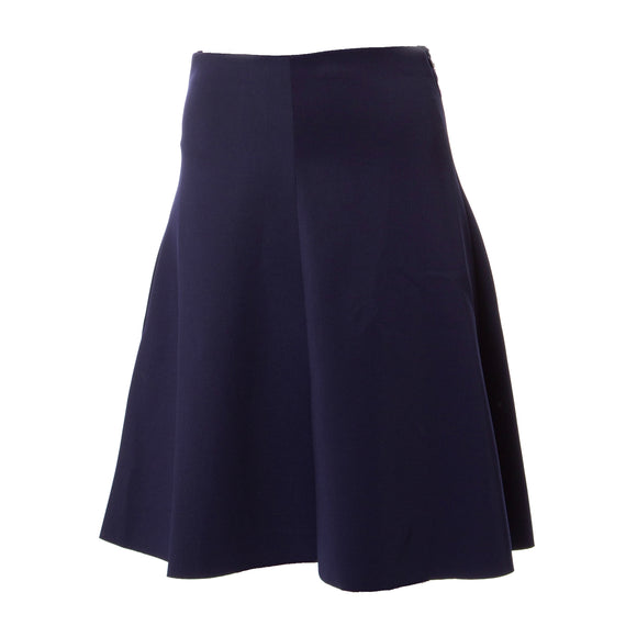 Ladies A-line Scuba Skirt