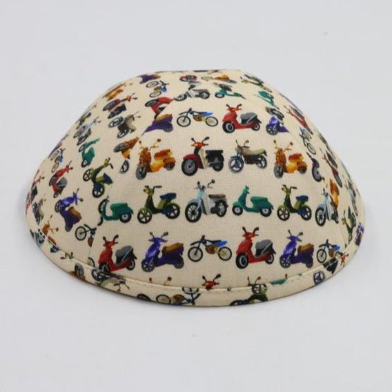 Scooter Design Yarmulke