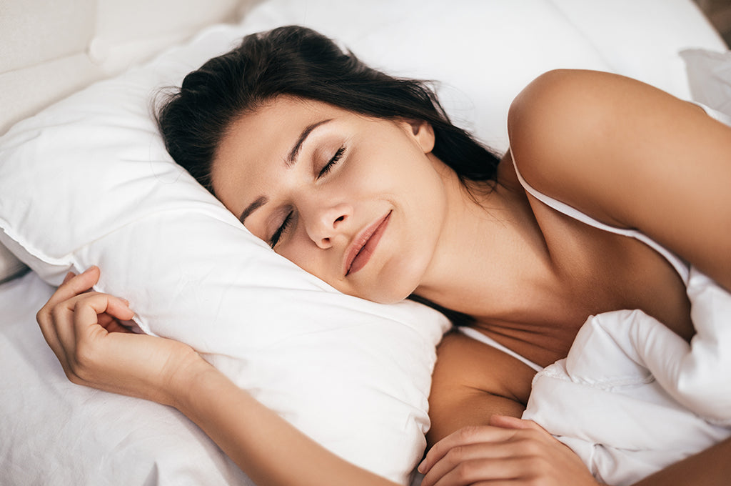 Wake up to the benefits of a good night's sleep