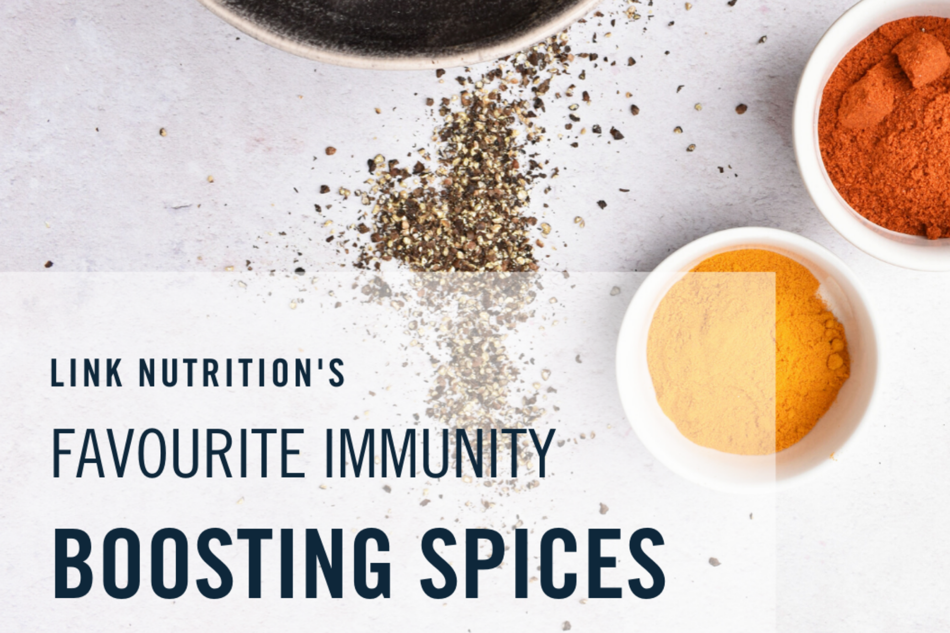 Our favourite immune-boosting festive spices