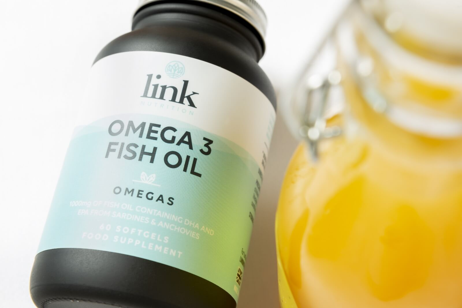 A typical Western diet contains lots of Omega 6, with worryingly little Omega 3. A fish oil supplement can help remedy this.