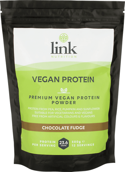 Vegan Protein (Chocolate Fudge Flavour)