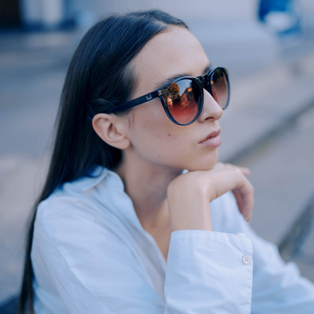 premium lightweight sunglasses that are made in Italy