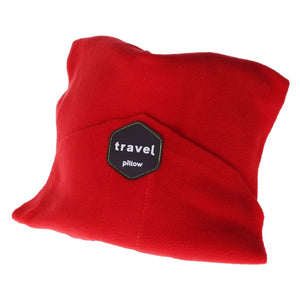 Neck Travel Pillow Airplane Sleep Neck Support Portable Headrest Memory Foam Nap Home Textile Comfortable Travel Pillows