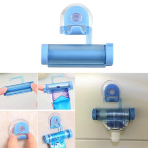 Rolling Toothpaste Dispenser