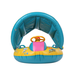 SUMMERSEA INFLATABLE WATER FLOATY - BABY POOL FLOAT