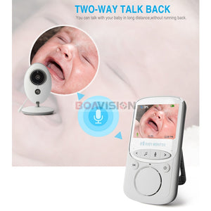 Trave Baby Monitor