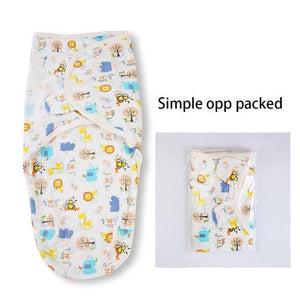 100% Cotton Swaddling Sleep Sack