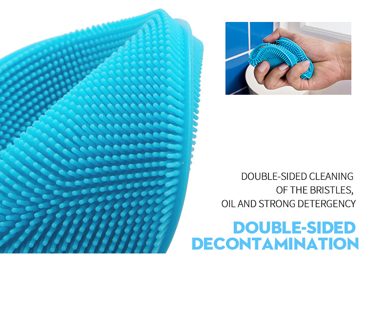 Anti-Bacterial Multi-Function Silicone Sponge