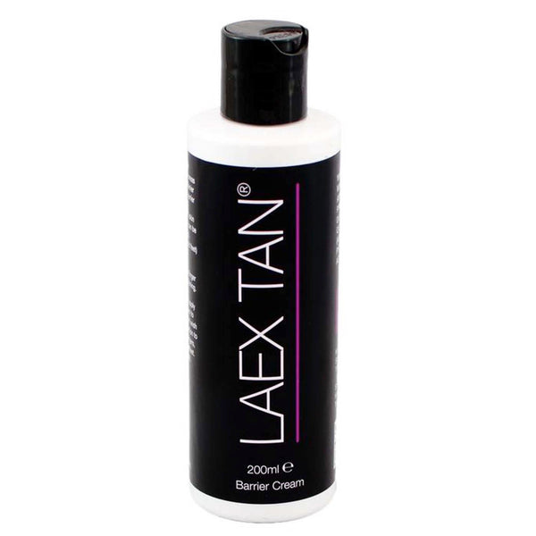 laex tan barrier cream