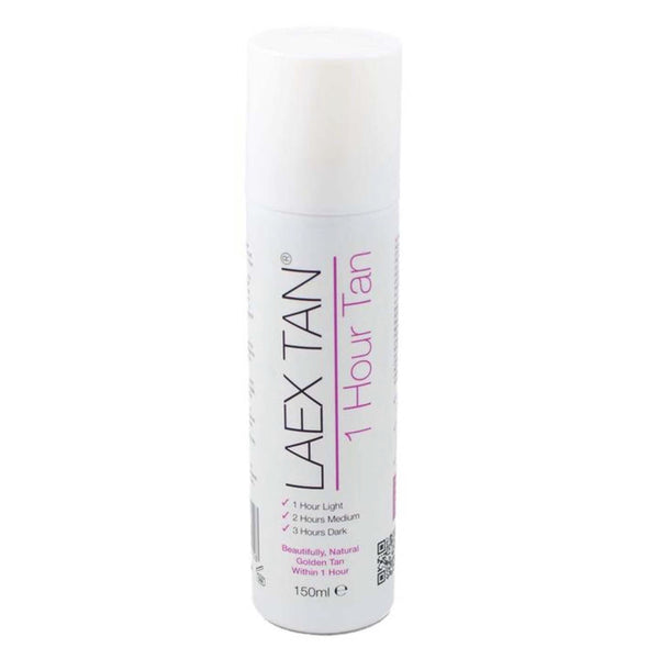laex tan 1 hour tan self tan spray