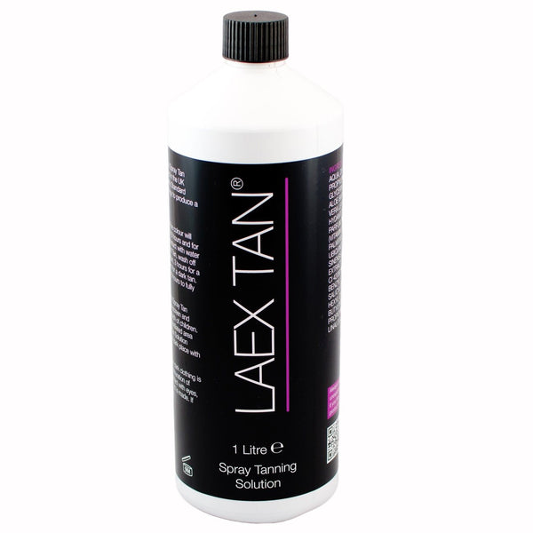 LAEX TAN Fast Tan Spray Tan Solution